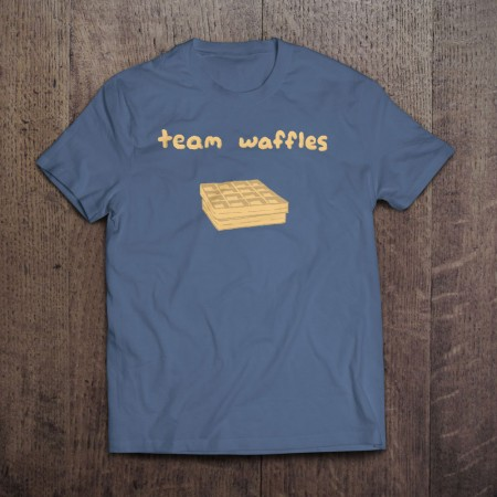 Team WafflesT-shirt